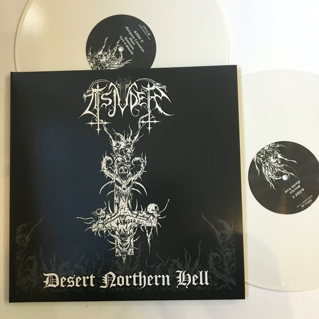 "Tsjuder: Desert Northern Hell 12"" (new)"