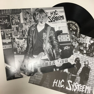 H.I.C. Systeemi: Total Blackout 12""