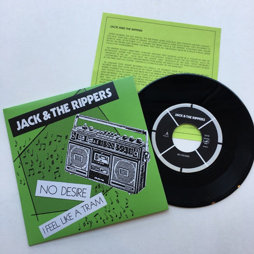 Jack and the Rippers: No Desire 7