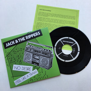 Jack and the Rippers: No Desire 7""
