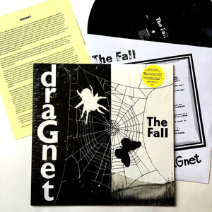 The Fall: Dragnet 12""