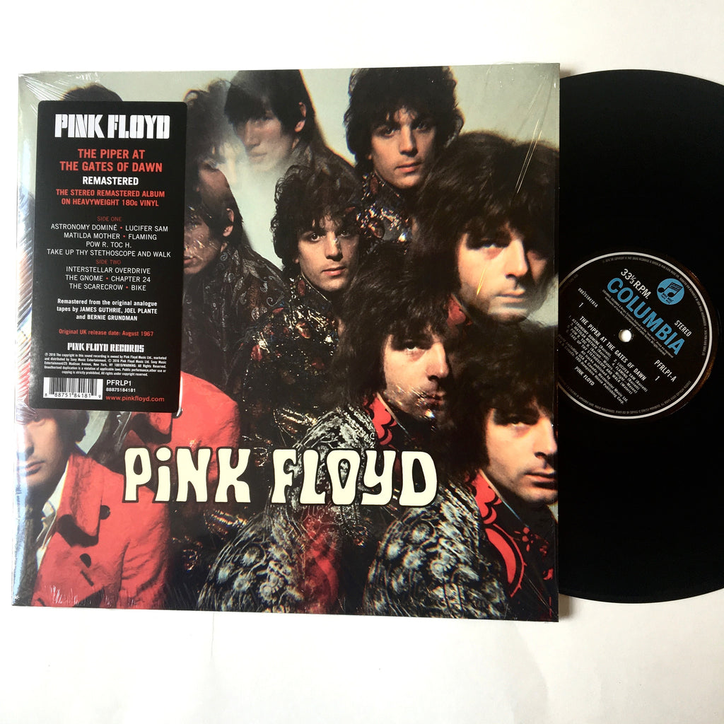 "Pink Floyd: The Piper at the Gates of Dawn 12"" (new)"
