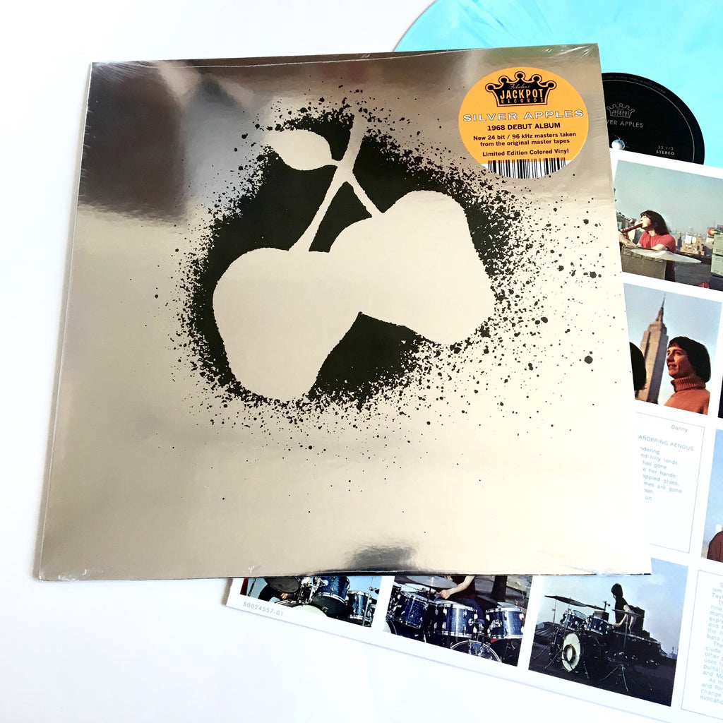 "Silver Apples: S/T 12"" (new)"
