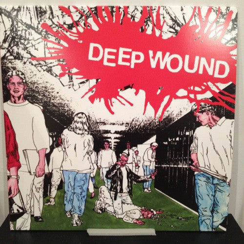 Deep Wound: S/T 12""