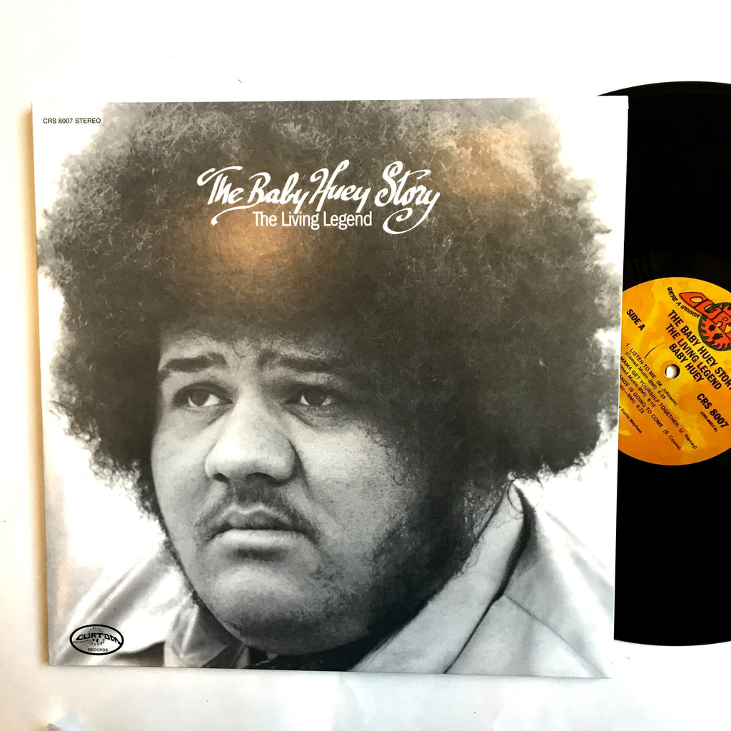 "Baby Huey: Living Legend 12"" (new)"