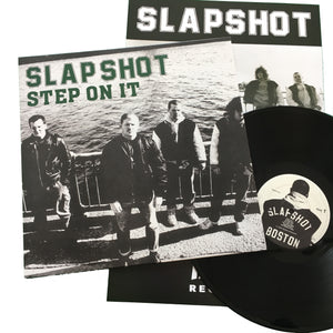 Slapshot: Step on It 12""