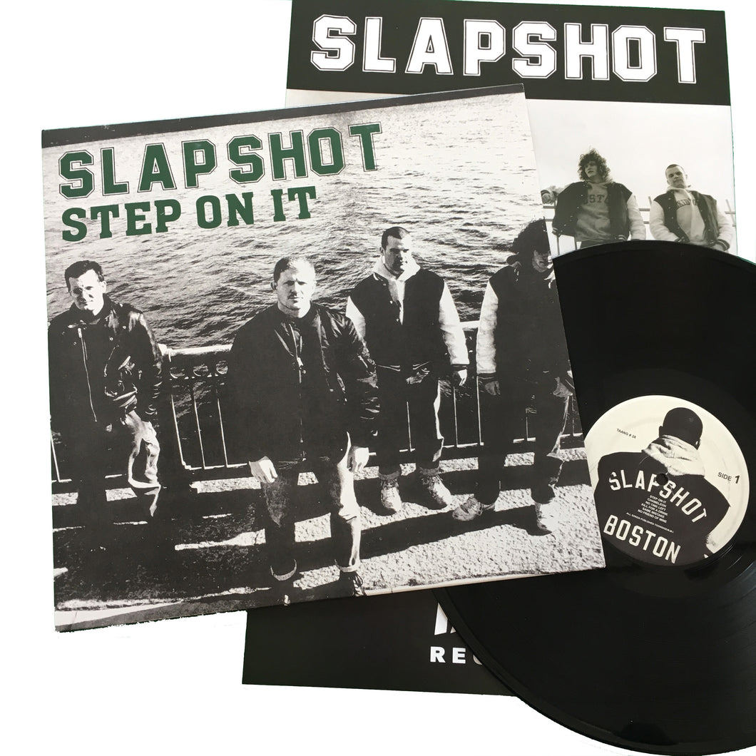 Slapshot: Step on It 12