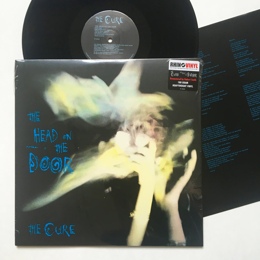 "The Cure: The Head on the Door 12"" (new)"