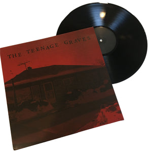 The Teenage Graves: S/T 12""