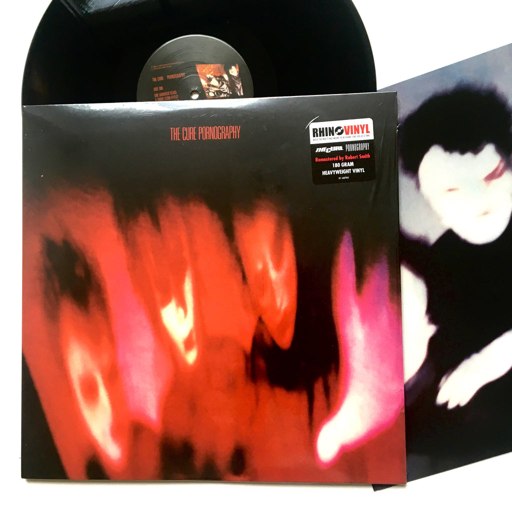"The Cure: Pornography 12"" (new)"