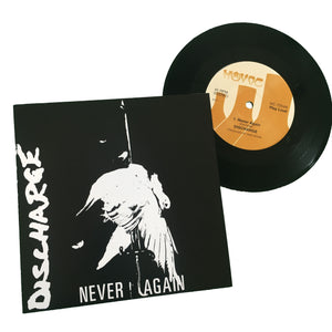 Discharge: Never Again 7""
