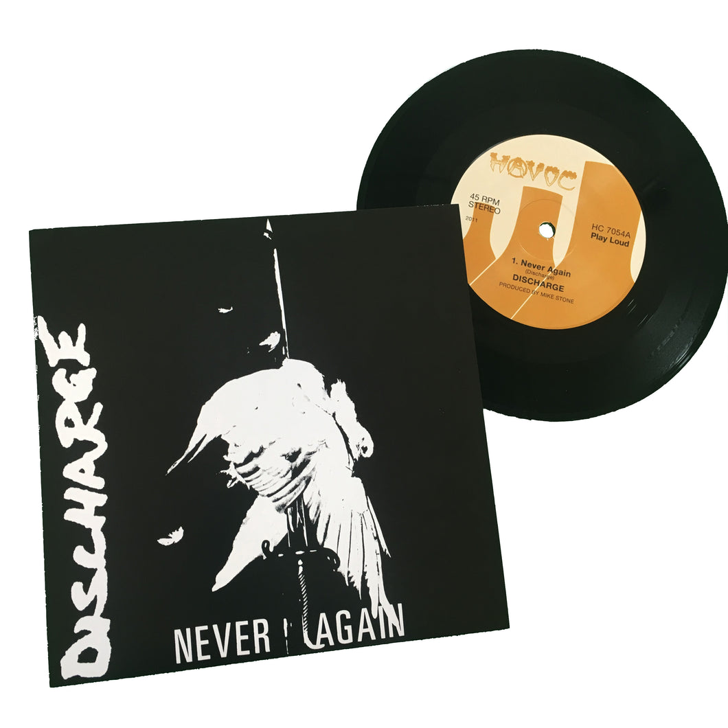 Discharge: Never Again 7
