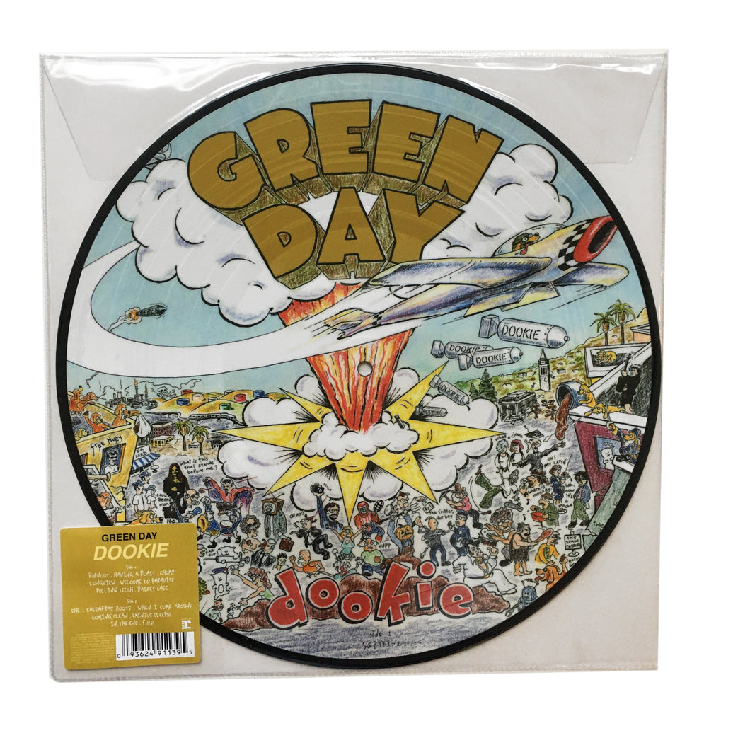 Green Day: Dookie 12