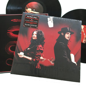 "The White Stripes: Get Behind Me Satan 12"" (new)"