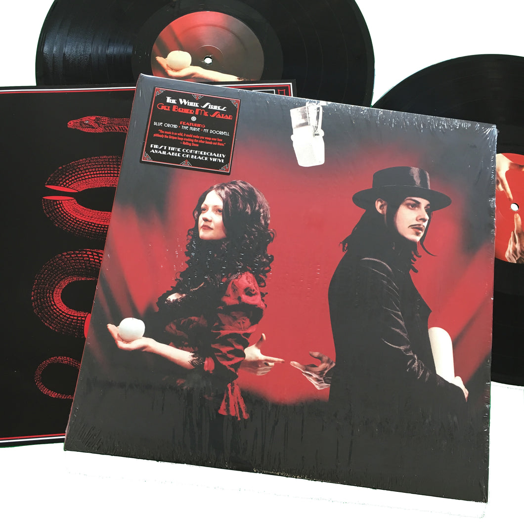 The White Stripes: Get Behind Me Satan 12