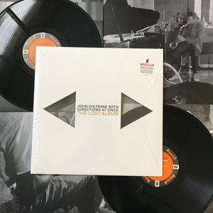 "John Coltrane: Both Directions at Once 12"" (deluxe edition; new)"