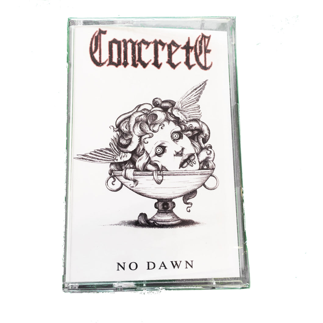 Concrete: No Dawn cassette