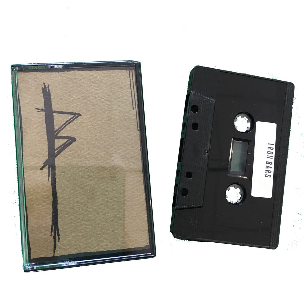 Iron Bars: demo cassette