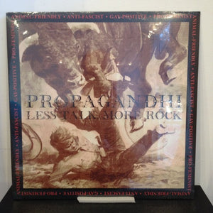 Propagandhi: Less Talk, More Rock 12""
