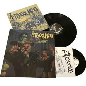 Atoxxxico: 30th Anniversary Anthology 12""