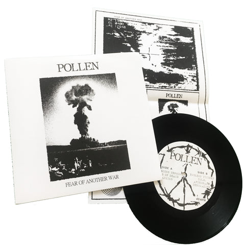 Pollen: Fear of Another War 7""