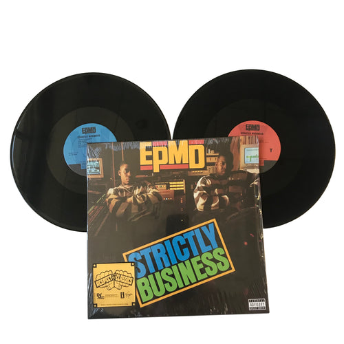 EPMD: Strictly Business 12