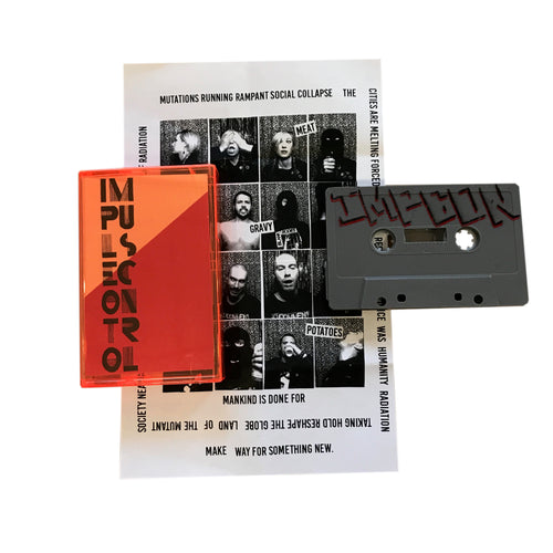 Impulse Control: demo cassette