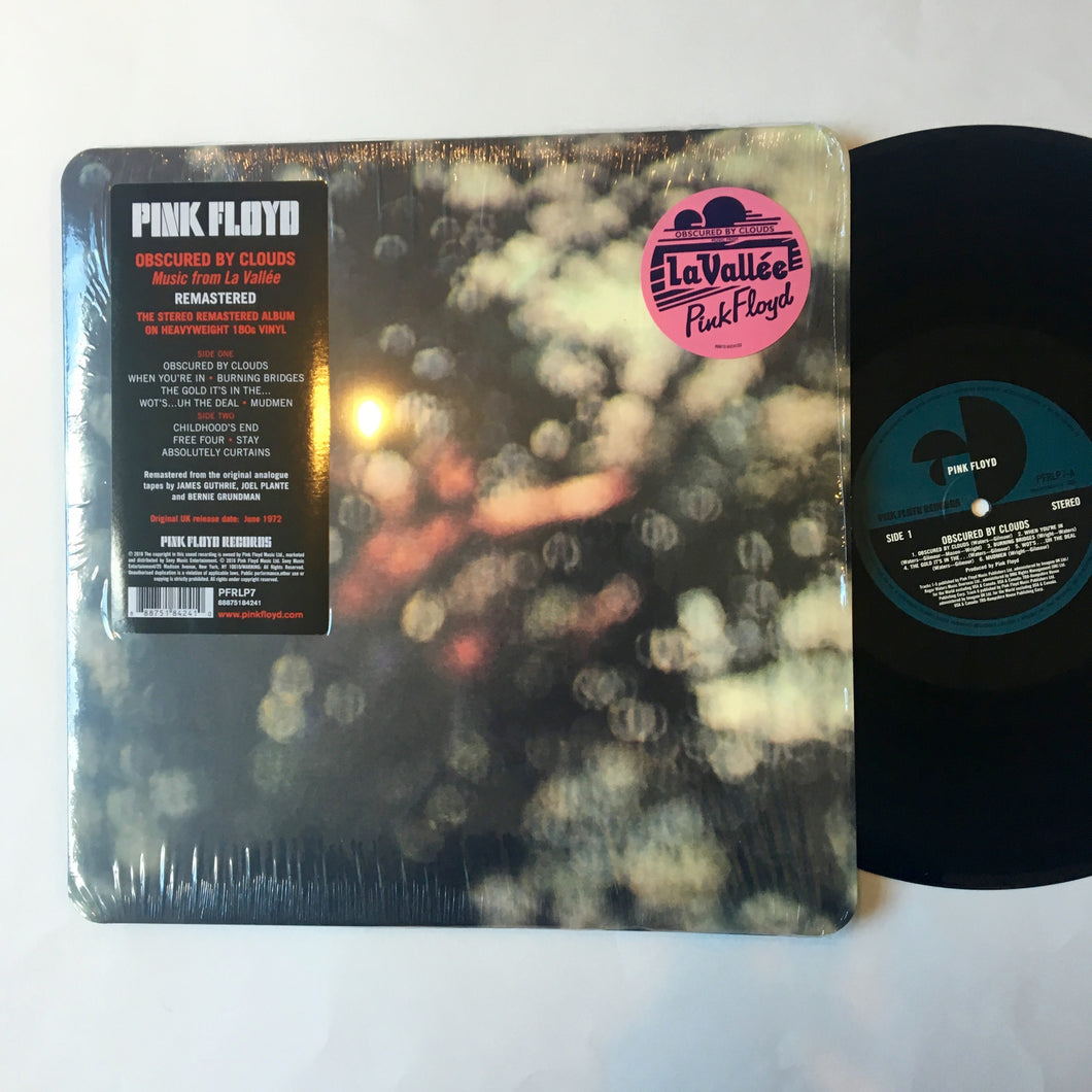 Pink Floyd: Obscured by Clouds 12