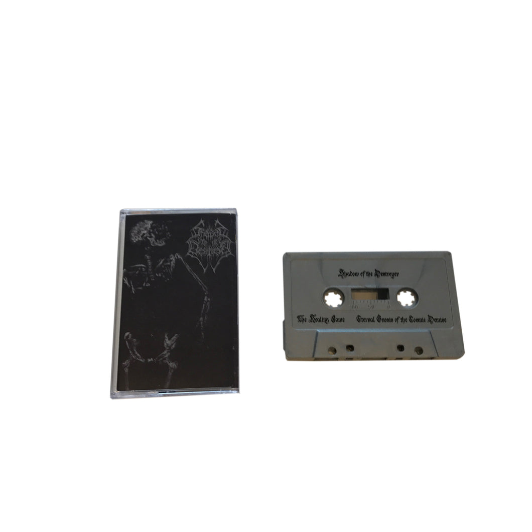 Shadow Of The Destroyer: Withered Husks And Broken Limbs Cassette