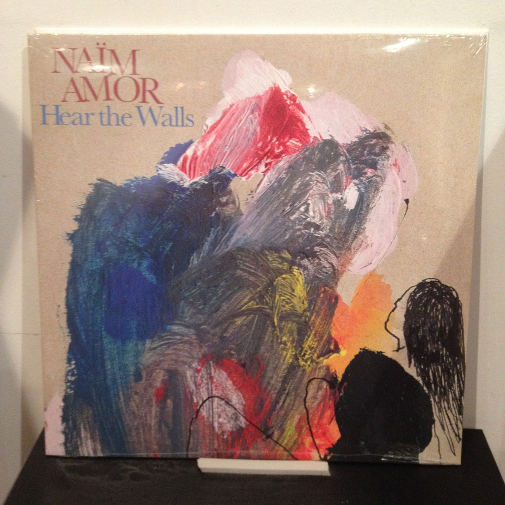 Naim Amor: Hear the Walls 12""