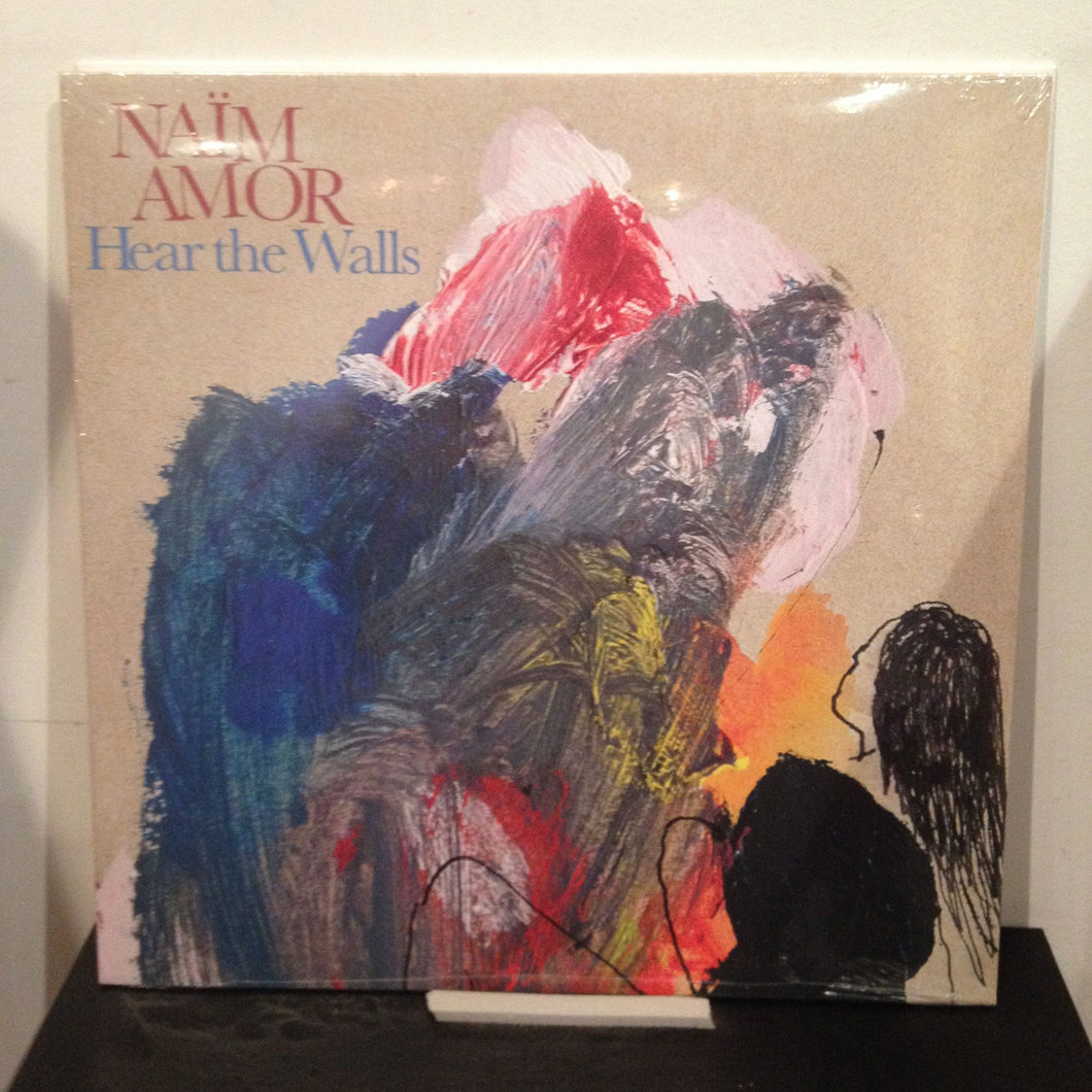 Naim Amor: Hear the Walls 12
