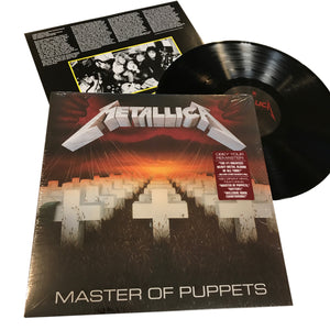 Metallica: Master of Puppets 12""