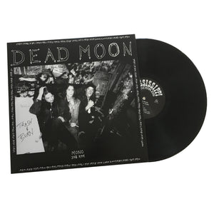 "Dead Moon: Trash and Burn 12"" (new)"