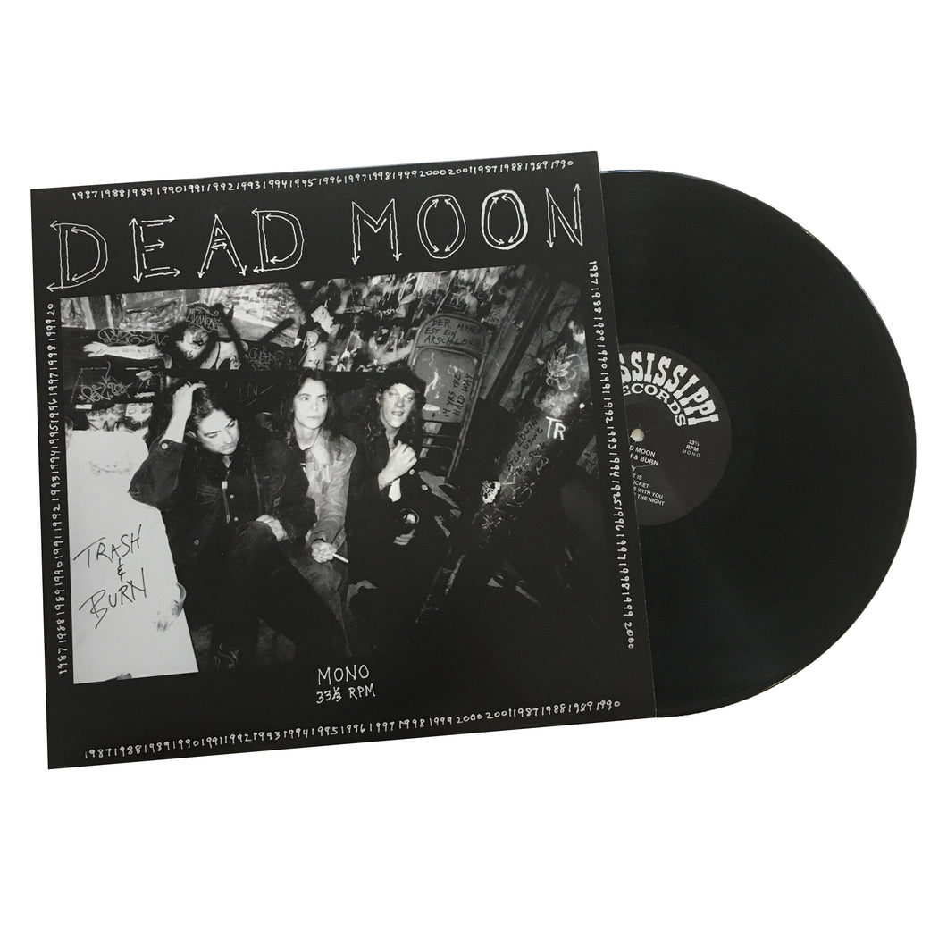 Dead Moon: Trash and Burn 12