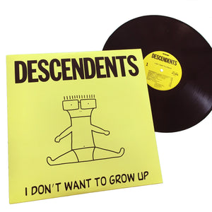 Descendents: I Don't Want to Grow Up 12""