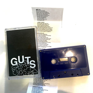 Guts: Bad at Parties cassette