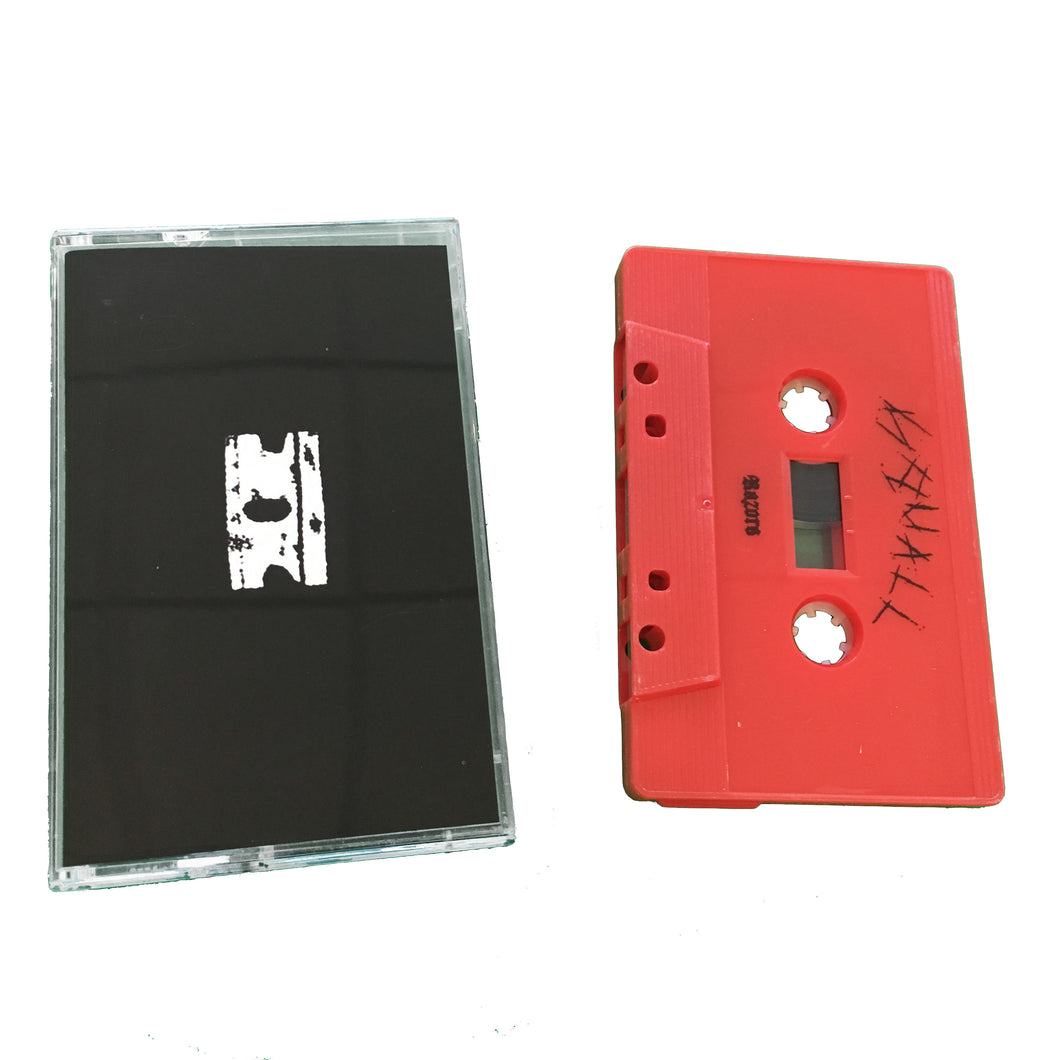 Squall: Razors and Demons cassette