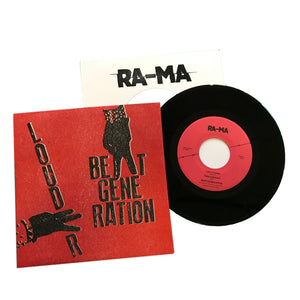 "Louder / Beat Generation: Split 7"" (new)"