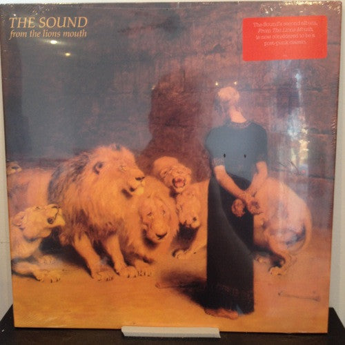 "The Sound: From the Lion's Mouth 12"" (new)"