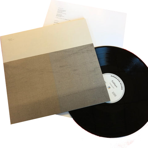 Publique: Outlying Self 12""