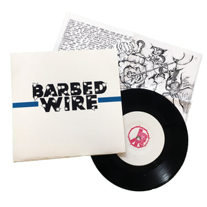 Barbed Wire: Wanna Take a Ride? 7""