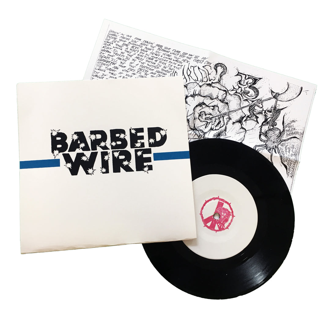 Barbed Wire: Wanna Take a Ride? 7