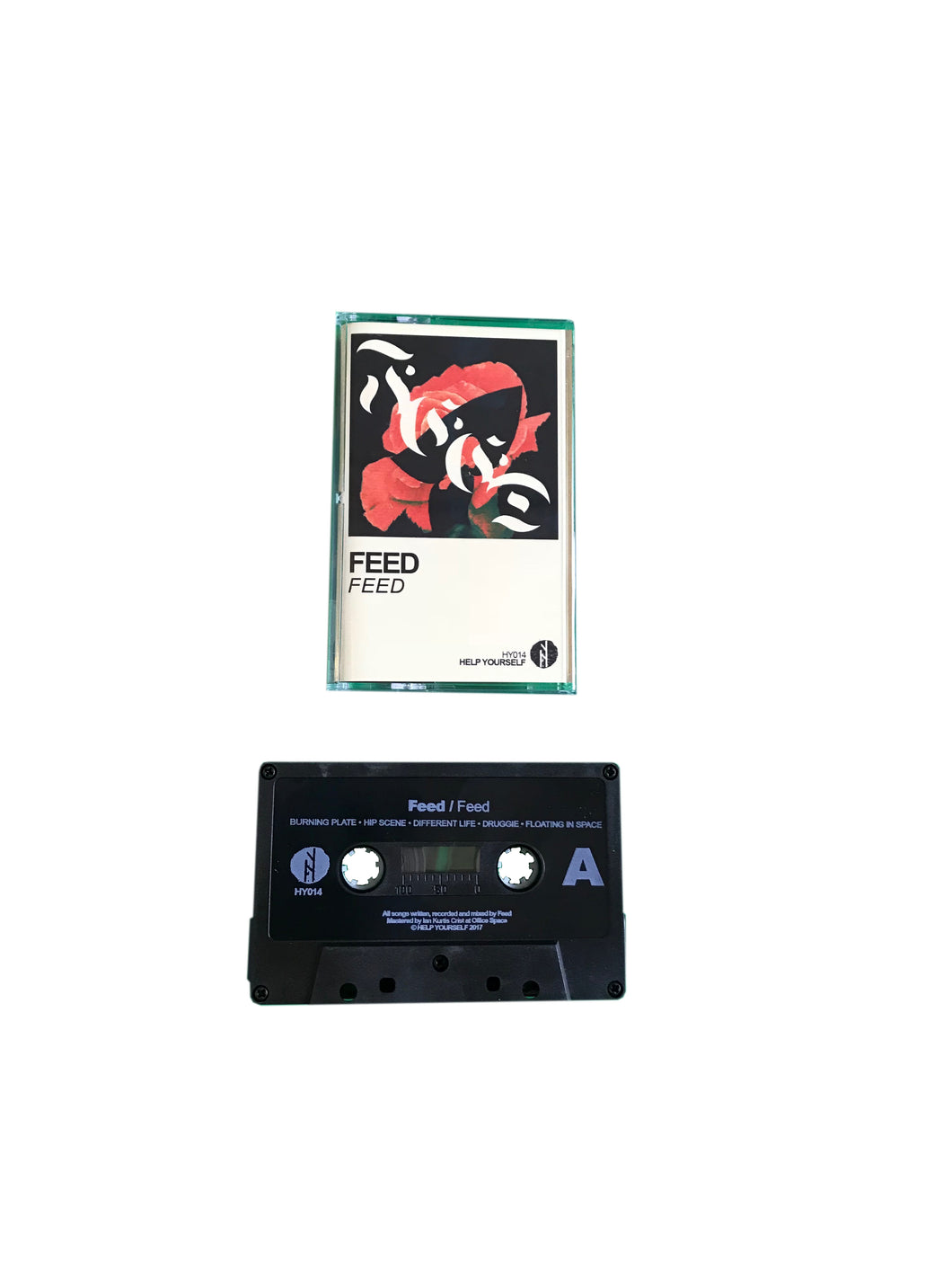 Feed: FEED cassette