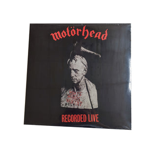 "Motorhead: What's Words Worth 12"" (new)"