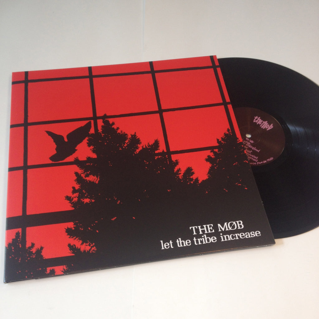 The Mob: Let the Tribe Increase 12""