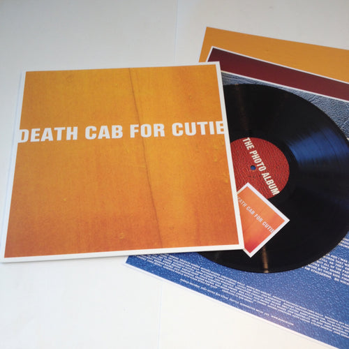 Death Cab for Cutie: The Photo Album 12