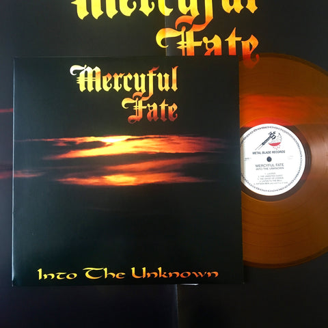 "Mercyful Fate: Into the Unknown 12"" (new)"