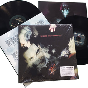 The Cure: Disintegration 2x12""