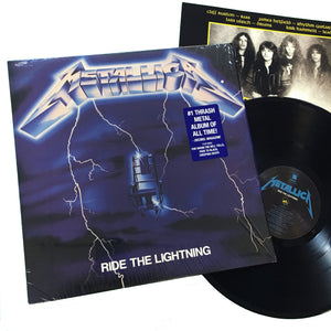 Metallica: Ride the Lightning 12""