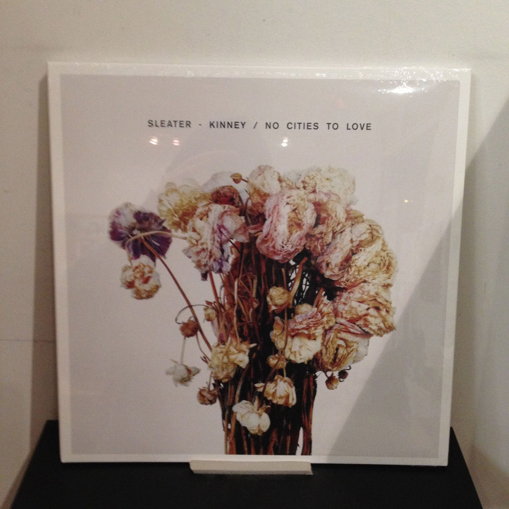 Sleater Kinney: No Cities To Love 12""